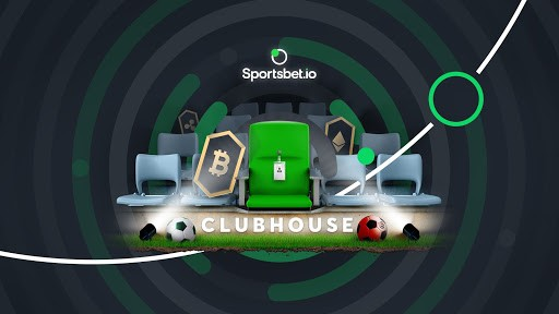 Sportsbet.io Launches New Loyalty Programme 'The Clubhouse'