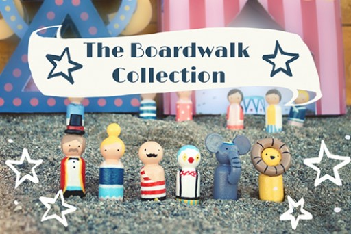 Tiffanylee Studios Is Keeping Summertime Memories Alive With the Launch of Their Boardwalk Collection.
