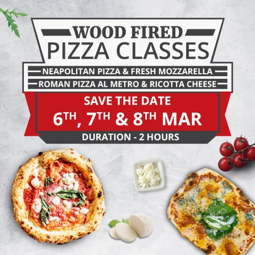 ilFornino Pizza Academy New York Announces Wood Fired Pizza Cooking Classes for March 2020