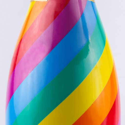 Highland Imports Commits $100,000 to GLAAD and Brings True Colours Cava Signature Rainbow Bottle to 30 States