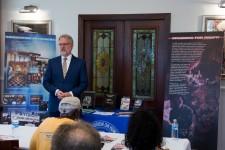 Seminar at the Church of Scientology Nashville