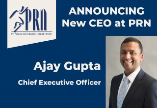 PRN CEO Announcement