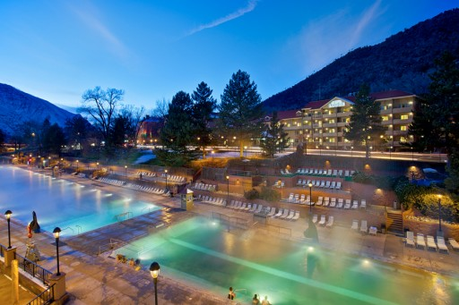 An Attitude of Gratitude at Glenwood Hot Springs
