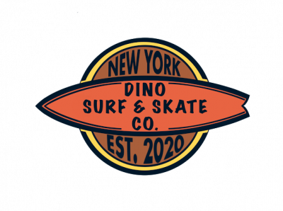 Dino Surf and Skate