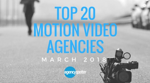 First-Ever Top Video Production Agencies Report Released by Agency Spotter