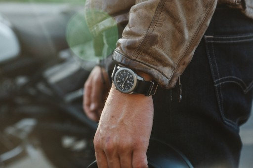 BOLDR Supply Company Takes on Titanium With the BOLDR Venture Field Watch