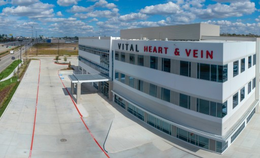 Vital Heart & Vein Consolidates Humble & Kingwood Offices to New Location