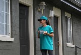 Door-to-door with the truth about drugs