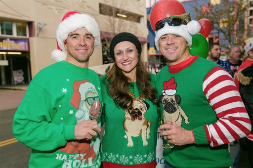 Ugly Sweater Wine Walk Supports Local Non-Profit