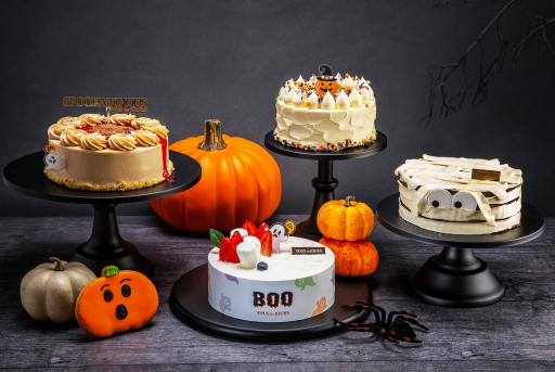 TOUS les JOURS to Launch Boo-Tiful Halloween Seasonal Cakes