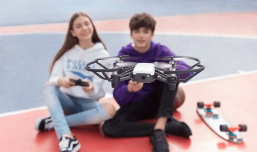 Airworks Explain Why DJI Tello is the Perfect Drone for Kids