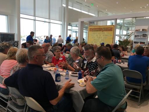 Street Volkswagen of Amarillo Holds TDI Informational Dinner for Customers