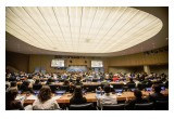 The 13th annual International Human Rights Summit took place at United Nations Headquarters in New York.