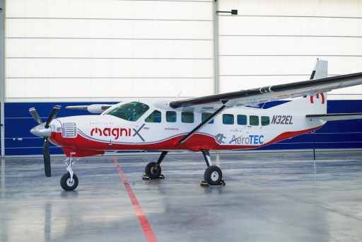 AeroTEC to Flight Test Magnix All-Electric Propulsion System