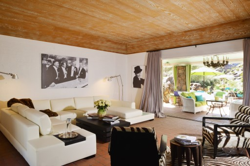 Suzanne Somers and Alan Hamel List Their Palm Springs Retreat