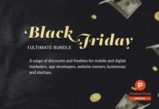Clickky's Ultimate Bundle of Black Friday deals