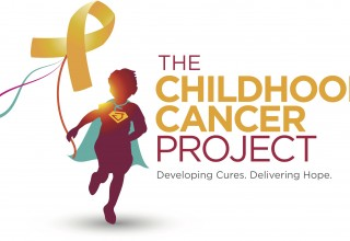The Childhood cancer Project Logo