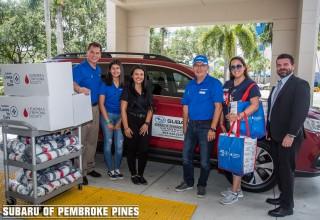 Subaru of Pembroke Pines Loves to Care