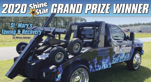 Georgia Towing Company Wins Grand Prize Award