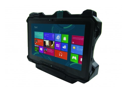 Gamber-Johnson Introduces an In-Vehicle Docking Station for Dell Tablet Users