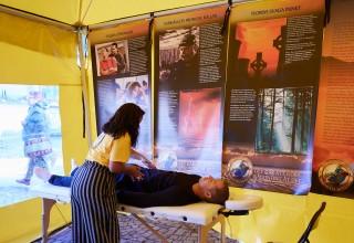 Scientology assists