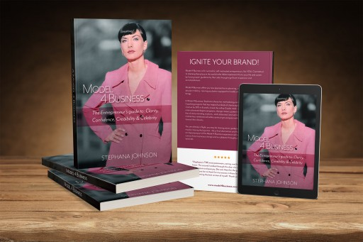 Professional Model and Entrepreneur Releases New Book About Clarity, Confidence, Credibility and Celebrity