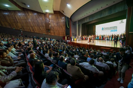 The State of Nayarit Hosts Youth for Human Rights Latin American Conference