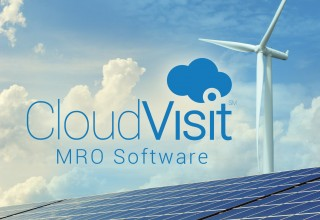 CloudVisit Wind Turbine Maintenance Software For Wind, Solar and Hybrid Systems