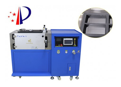 SuperbMelt Vacuum Gold Bar-Making Machine Maintains Quality of Gold or Silver Bars