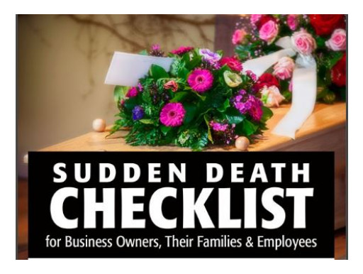 The Company's Response to the COVID-19 Death of a Business Owner