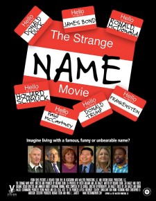 The Strange Name Movie is now available on VOD