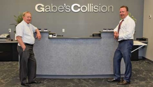 Autobody News: Gabe's Collision Remains Loyal to Axalta After 53 Productive Years