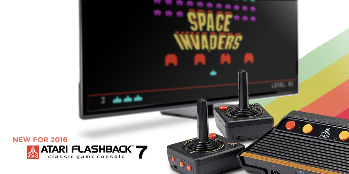 Atgames Announces Return Of Favorite Atari And Sega Games On New Atari Flashback 7 And Genesis Classic Game Consoles Newswire