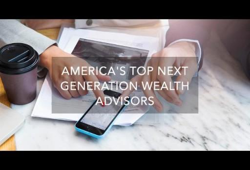 Centurion Wealth's Founding Partner, Sterling Neblett Named as Forbes' Top Millennial Advisor