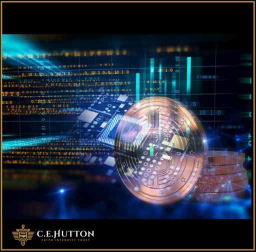C. E. Hutton Announces Strategic Investment in Blockchain Technology Platform