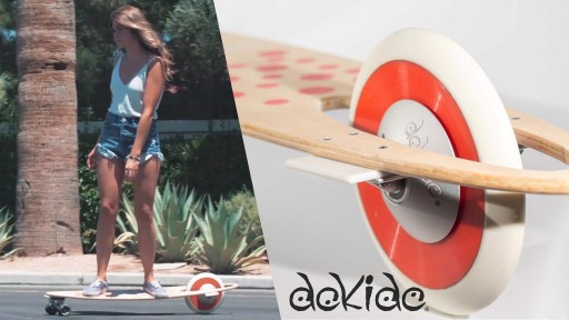 'Kickless' Longboard Dokido Offering Early Bird Special on Indiegogo Campaign