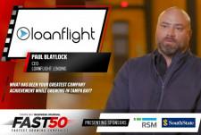 LoanFlight Lending CEO, Paul Blaylock