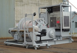 PDI's Dynamic Power ANCHOR WINCH