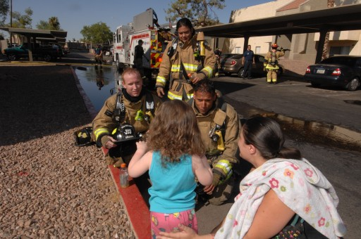 Mesa Fire and Medical Department is Now a Certified Autism Center™