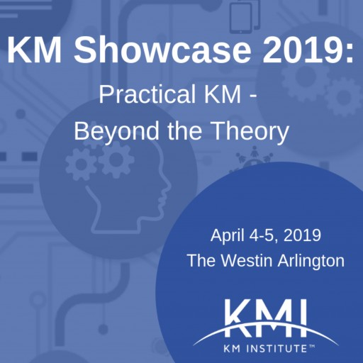 Agenda Released for Knowledge Management Showcase
