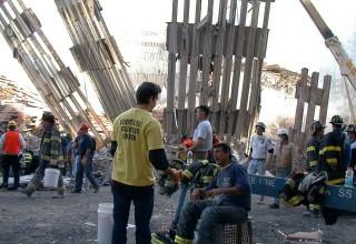 World Trade Center after 9/11