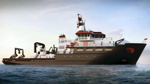 Power Dynamics Innovations LLC to Supply Centerboard System for New Regional-Class Research Vessel