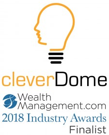 "cleverDome Named Finalist in 2018 Industrywide Competition, Dubbed Financial Services ""Industry Disruptor"""