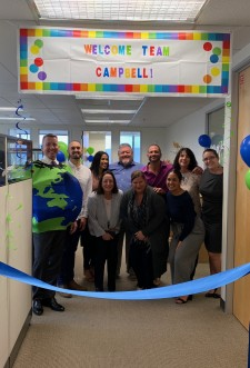 iWorkGlobal team in Campbell, Calif.