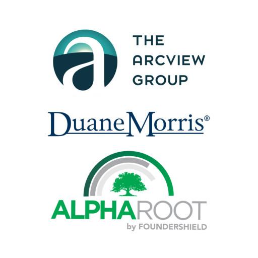 Arcview Strategic Alliance: AlphaRoot, Duane Morris