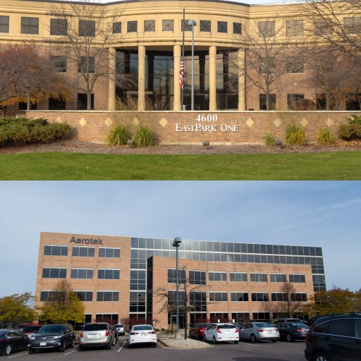 Compass Properties and Vario Equity Acquire Two Office Buildings in the American Center Business Park