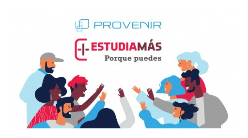 Provenir Announces Its First Client in Mexico: Estudia Mas