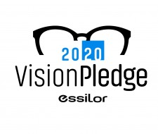Essilor 20/20 Vision Pledge logo