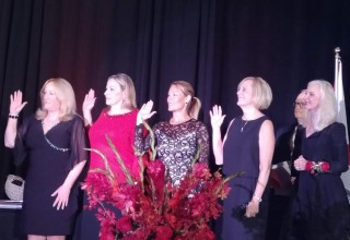 Swearing-In At Summer 2018 Conference