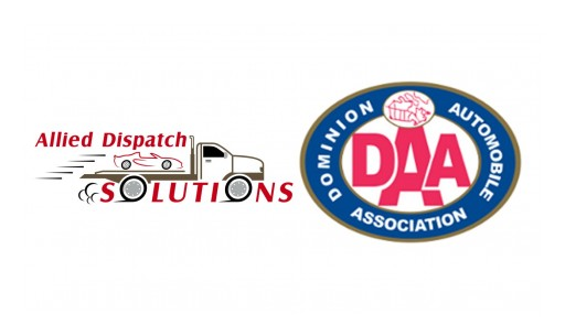 Allied Dispatch Solutions, LLC Announces Acquisition of Dominion Automobile Association (2004) Limited From Innovation Group Limited